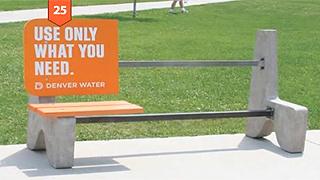 25 невероятно креативни реклами с пейки